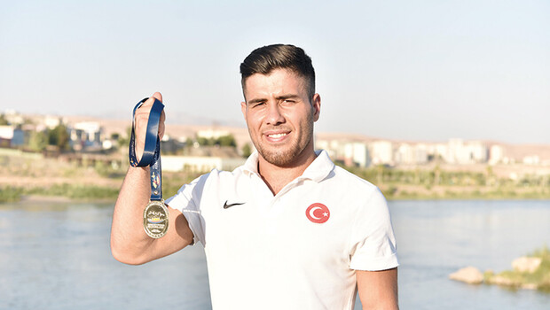 Cizre'den dünyaya şampiyon