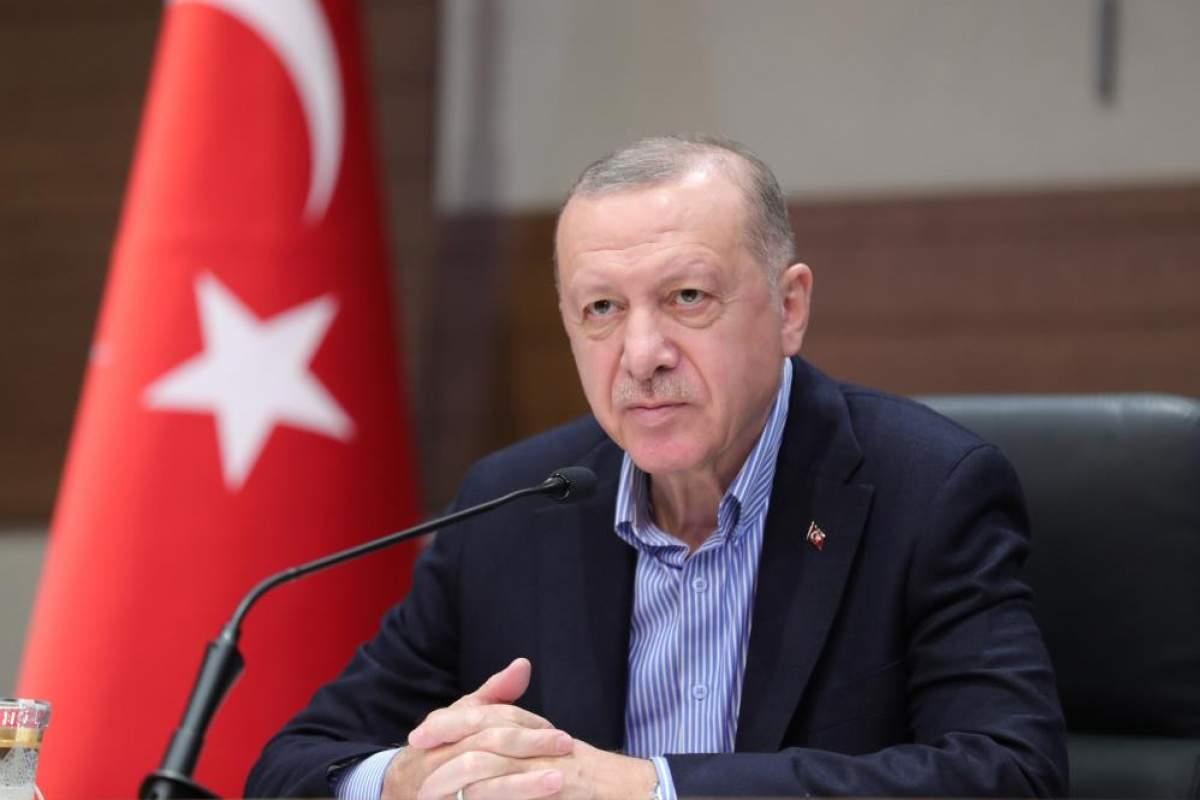 Cumhurbaşkanı Erdoğan, İsrail Cumhurbaşkanı Herzog ile görüştü