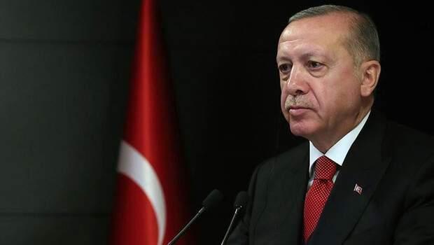 Cumhurbaşkanı Erdoğan'dan şehit bekçi Koşal'ın ailesine başsağlığı mesajı