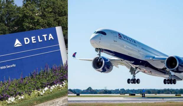 Delta Havayolları pilotundan çalıştığı şirkete 1 milyar dolarlık dava