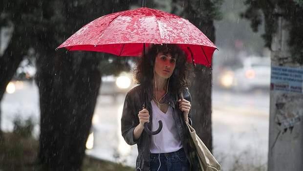 Dikkat! Meteoroloji'den 9 kente sağanak yağış uyarısı
