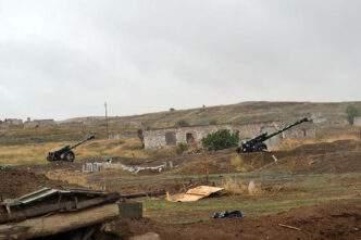 Ermeni askerleri Azerbaycan mevzilerini yine hedef aldı: 2 asker yaralandı