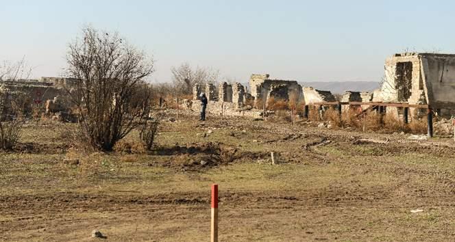 Ermenistan askerleri Nahçıvan sınırında Azerbaycan askerlerine 2 kez ateş açtı