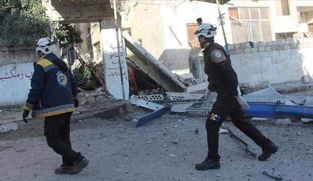 Esed rejimi İdlib kırsalına saldırdı: 7 ölü, 3 yaralı