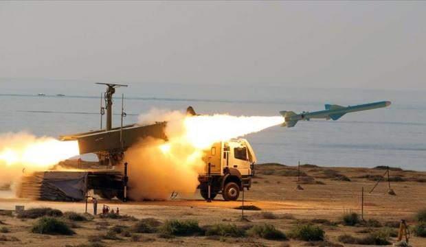 İran'dan Suriye'ye askeri yığınak!