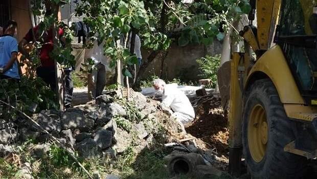İstanbul'da fidye vahşeti! Öldürüp üzerine beton döktüler