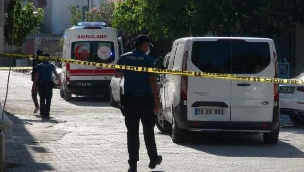 Kilis'te dehşet! Eşini vurdu, yaşamına son verdi
