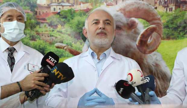 Kızılay Genel Başkanı Kınık açıkladı: Kurban fiyatları bu sene de 1050 TL