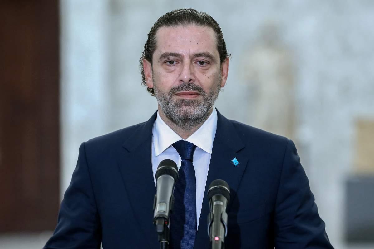 Lübnan hükümeti kurmakla görevlendirilen Hariri, görevden çekildi
