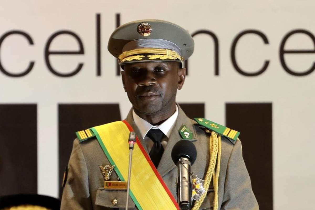 Mali'nin geçici Devlet Başkanı Goita'ya bıçaklı saldırı