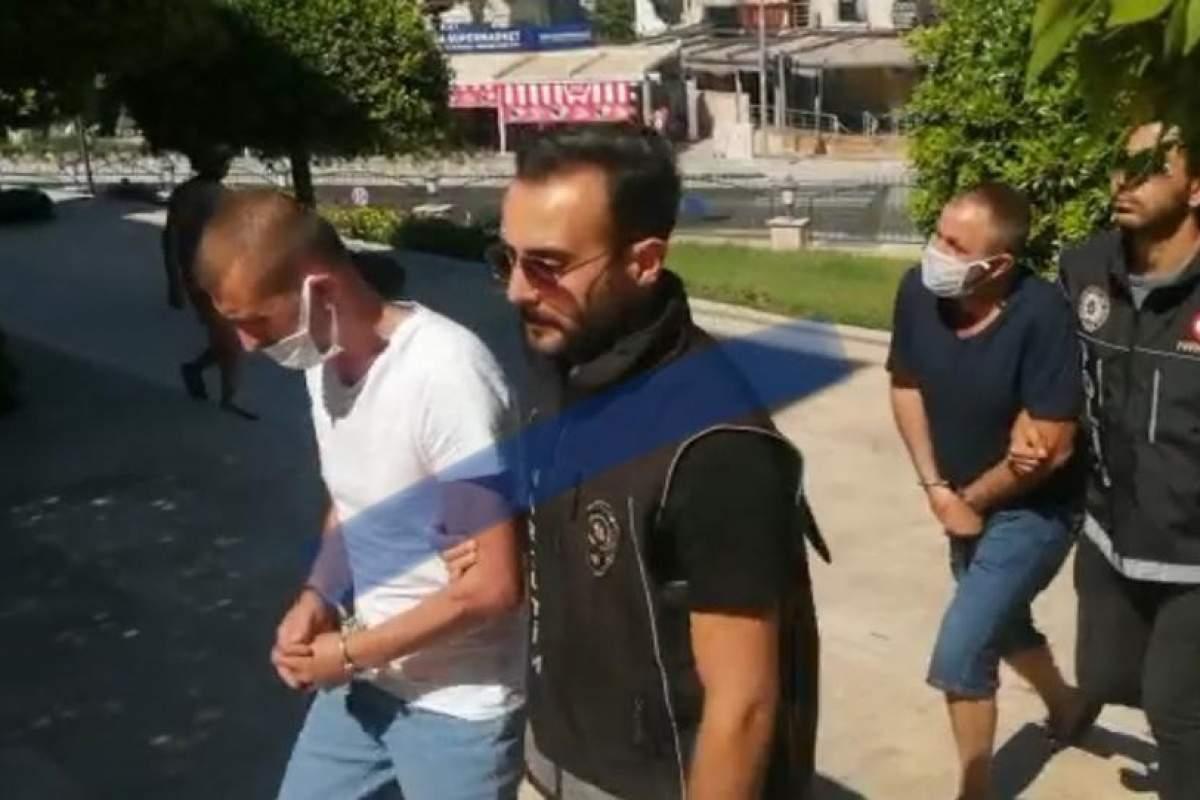 Marmaris'te zehir tacirleri tutuklandı