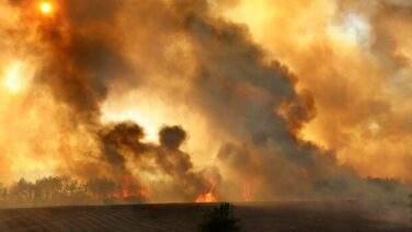 Osmaniye'de çıkan ikinci orman yangınına müdahale ediliyor