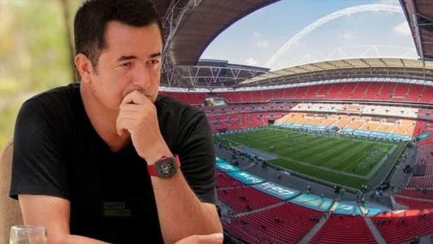 Acun Ilıcalı'dan PSV-GS maçında yaşanan sorunu açıkladı