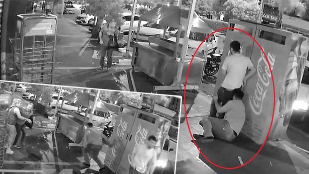 Restorana gelip ateş açtılar! İşletmeci yaralandı, müşteriler korkuyla saklandı