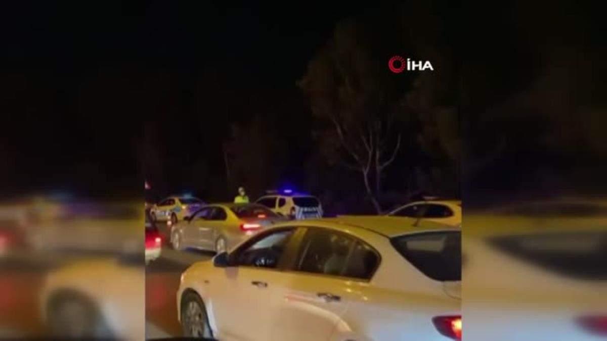 Seyir halindeki kamyonet yandı, 6 yaşındaki çocuk hayatını kaybetti