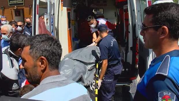 Şile'den acı haber! Bedirhan Mengi'nin cansız bedeni denizden çıkarıldı