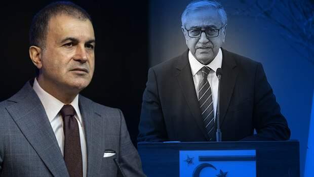 Son dakika: AK Partili Çelik'ten, Mustafa Akıncı'ya tepki