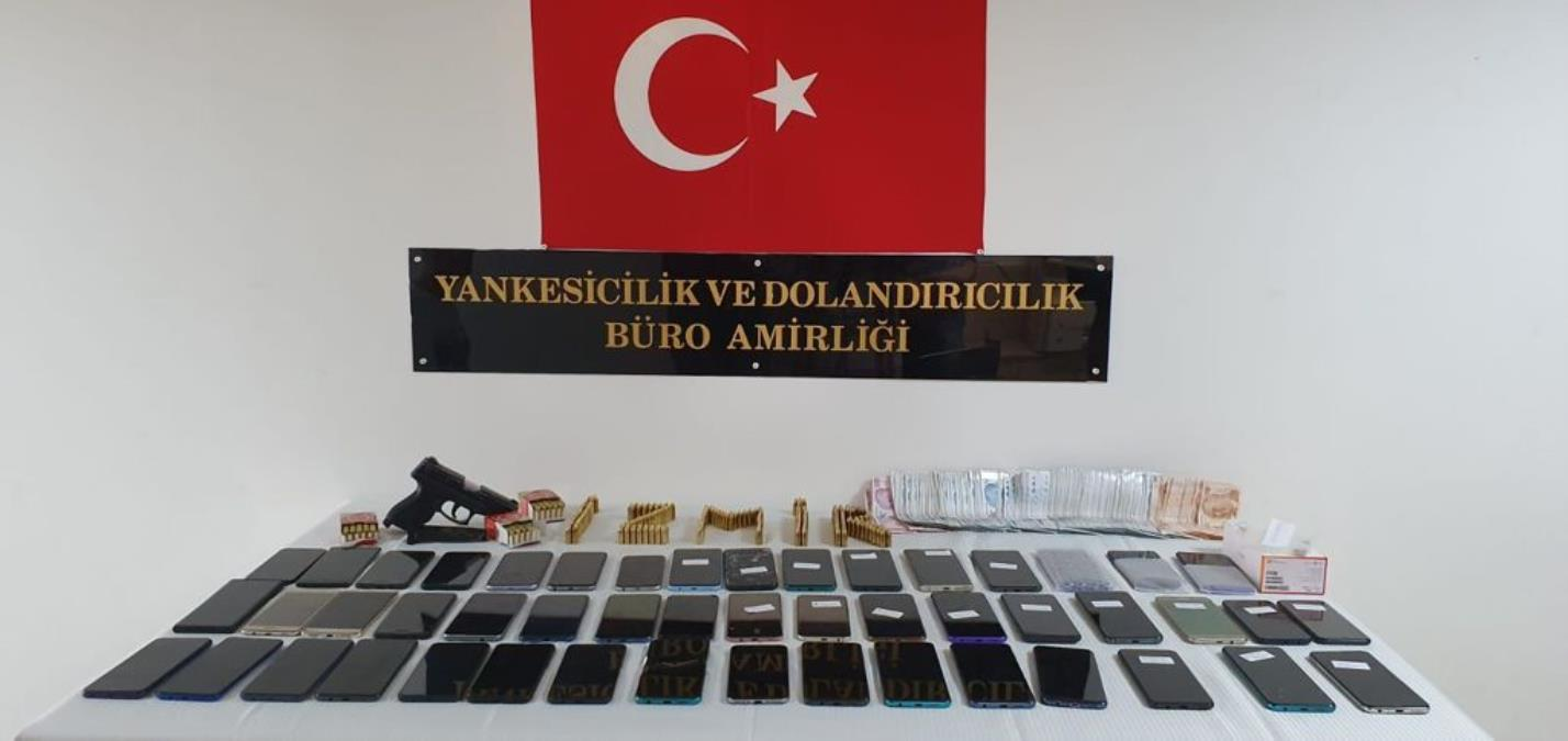 Son dakika haberi: İzmir de hırsızlık çetesine yönelik operasyonda yakalanan 14 zanlı tutuklandı