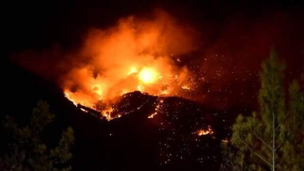Son dakika haberi… Mersin Aydıncık'taki orman yangınında son durum! Müdahale sürüyor…