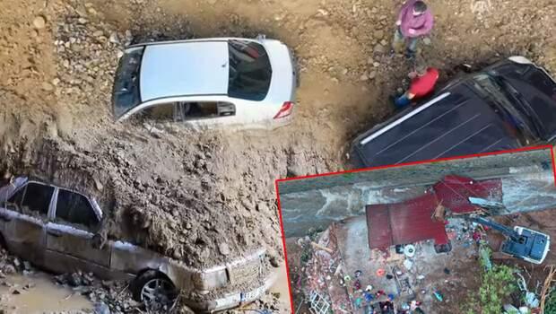 Son dakika haberi: Rize'de sel felaketi! 2 ölü, 6 kişi kayıp… Cumhurbaşkanı Erdoğan talimat verdi: Bakanlar bölgede
