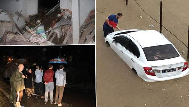 Son dakika haberi: Rize'de sel felaketi! 3 kişi kayıp… Cumhurbaşkanı Erdoğan talimat verdi: Bakanlar bölgeye gidiyor