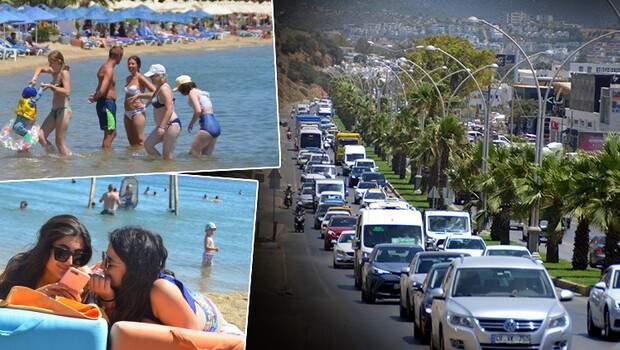 Son dakika haberi: Turizm merkezi Muğla aşılamada ilk sırada yer aldı! Turistler akın etti