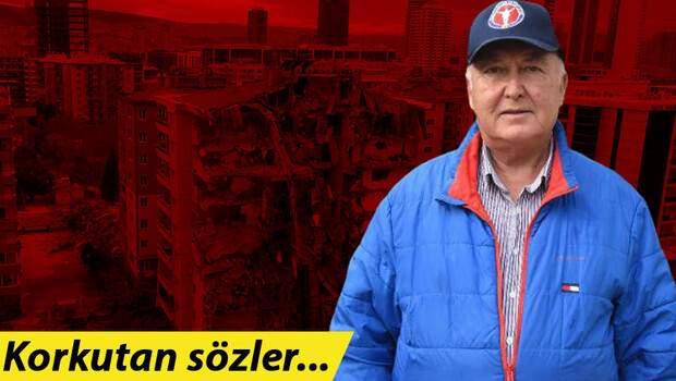 Son dakika… İzmir Karaburun'daki depremlerin ardından korkutan sözler! Prof. Dr. Övgün Ahmet Ercan uyardı