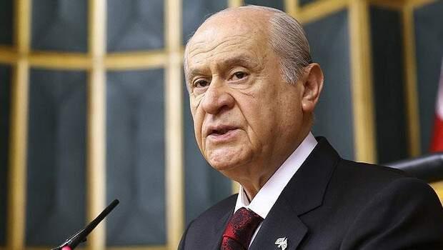 Son dakika… MHP Genel Başkanı Bahçeli'den Kıbrıs açıklaması: Ok yaydan çıkmıştır