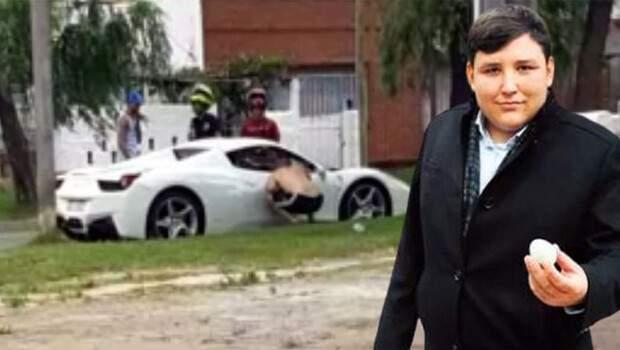 Tosuncuk son bir ayını sokakta geçirdi!10 milyon dolara Uruguay el koydu