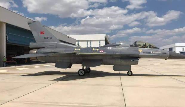 Türkiye F-16'larını güçlendiriyor