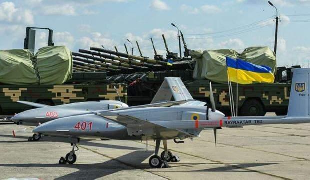 Ukrayna'dan TB-2 SİHA açıklaması!