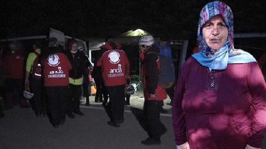 Uludağ'da kaybolan kadın 3 gün sonra sağ olarak bulundu