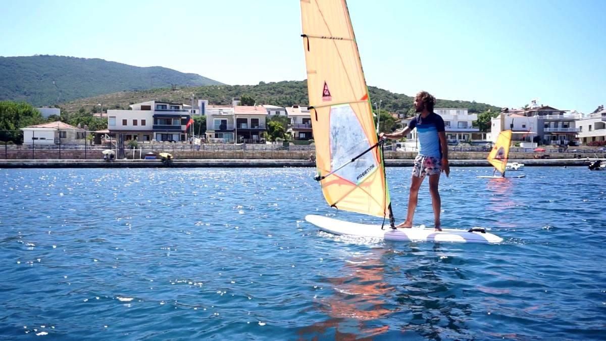 Yeni Foçalı yelkenciler Türkiye şampiyonasına hazırlanıyor