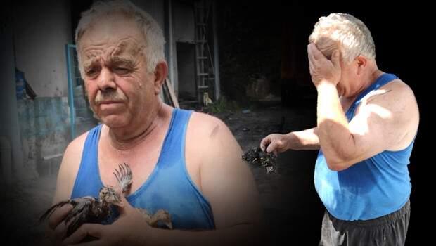 Zonguldak'ta üzücü olay! Uzun süre gözyaşı döktü