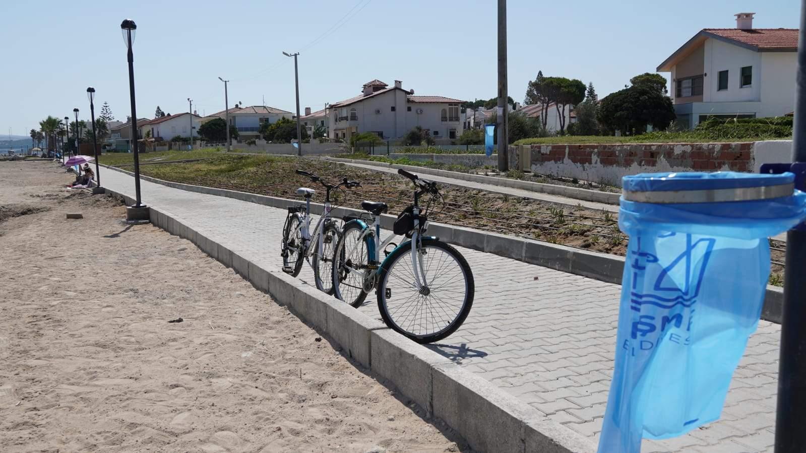 Başkan Oran'dan Ilıca'ya bir yatırım daha;  Yıldız Burnu Rekreasyon Alanı!