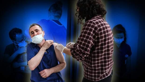 İzmir'de koronavirüs aşılamasında güzel haber