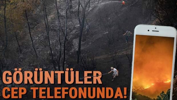 Manavgat'ta yangınla ilgili 16 yaşındaki C.Y. tutuklanmıştı! Flaş detaylar…