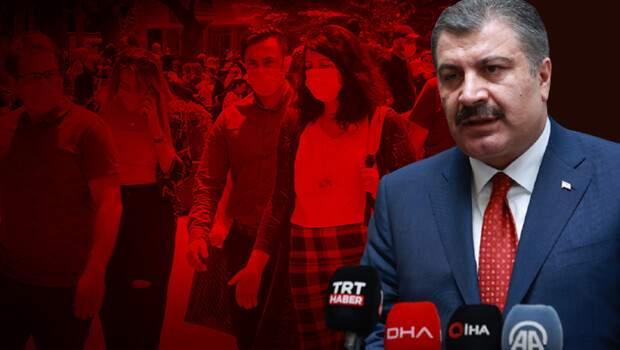 Son dakika: Bakan Koca paylaştı! Kilis ve Kayseri orta riskli iller grubuna geçti