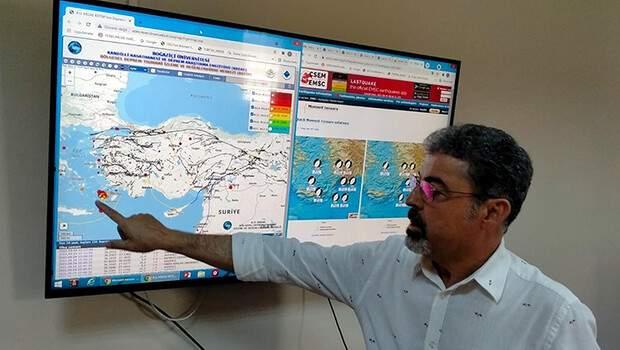 Son dakika: Datça açıklarındaki deprem fırtınası sonrası çarpıcı sözler