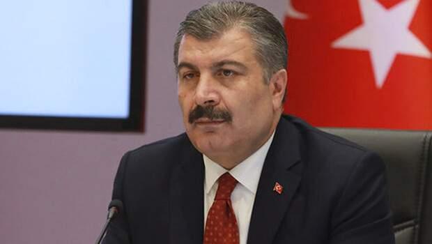 Son dakika: Sağlık Bakanı Fahrettin Koca'dan koronavirüs açıklaması