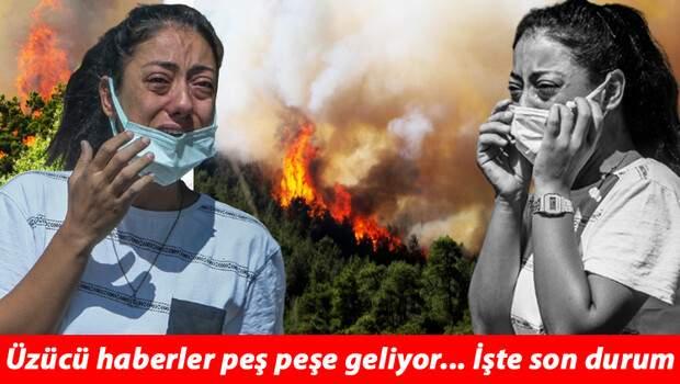 Son dakika… Yangında son durum… Antalya'nın Gündoğmuş ilçesi tahliye ediliyor! İşte orman yangınının devam ettiği yerler
