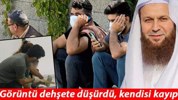 'Sopalı tedavi' dehşete düşürmüştü! Mala Ali Kürdistani kayıp, mühürlenen ofisi önünde hala bekliyorlar