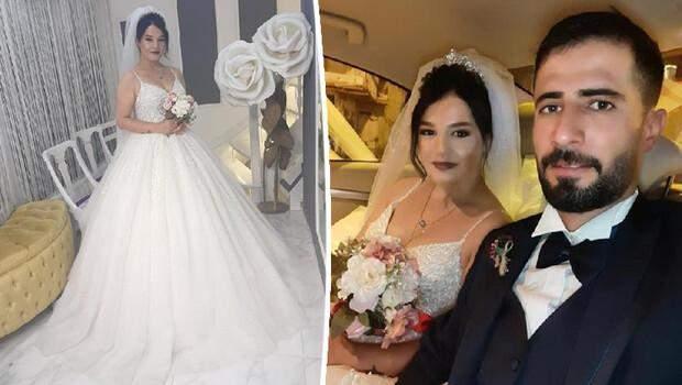 5 gün önce evlenmişlerdi… Hayatını kaybetti