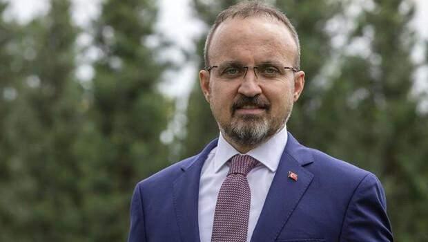 AK Parti Grup Başkanvekili Turan