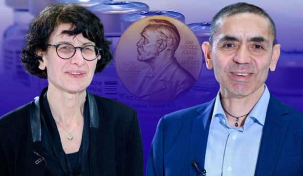 Alman tıp ödülü Şahin ve Türeci'ye Nobel için kapıyı açtı!