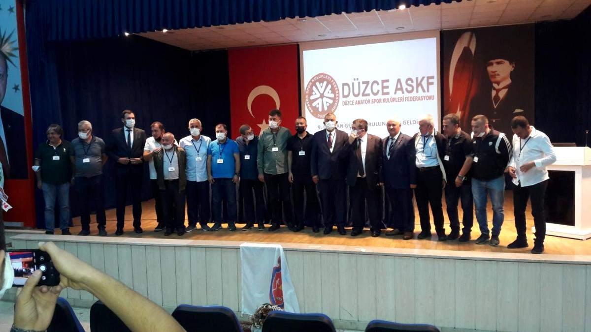 ASKFD de Erdoğan Bıyık güven tazeledi