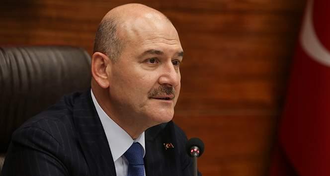 Bakan Soylu: 'Güvenlik, özgürlükleri teminat altına almak ve korumak için vardır'