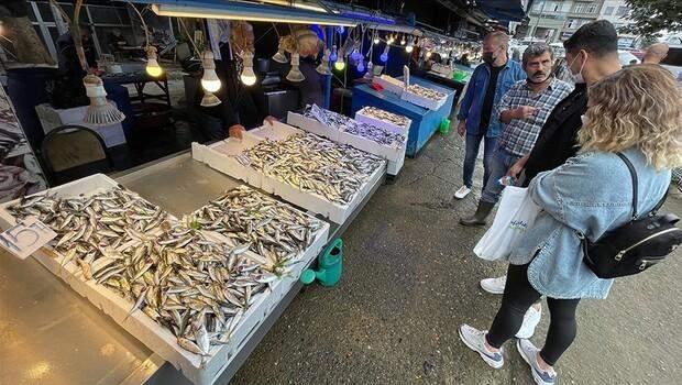 Balıkçıların yüzünü istavrit güldürdü