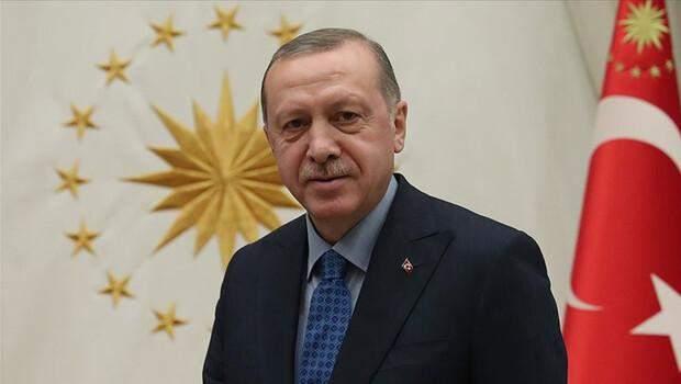 Cumhurbaşkanı Erdoğan, Volkan Bozkır'ı tebrik etti