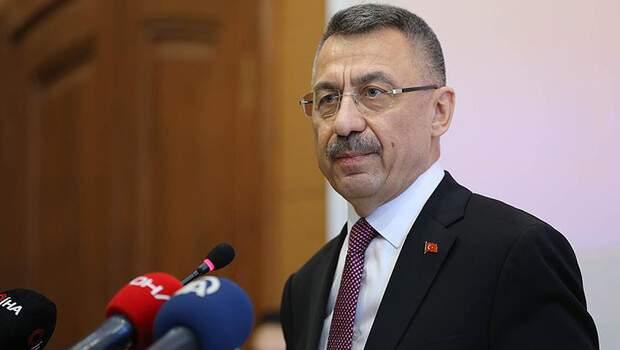 Cumhurbaşkanı Yardımcısı Oktay: TURKOVAC'ın Faz 3 çalışmaları Kırgızistan'da da yürütülecek